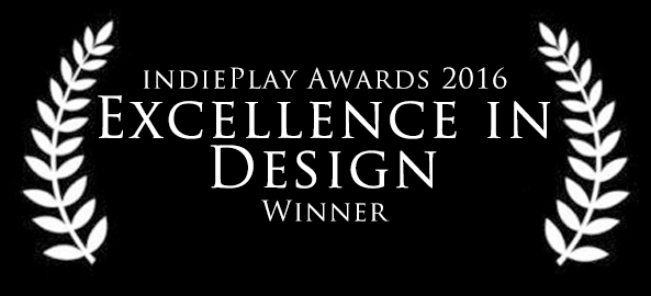 indieplay awards 2016 excellence in design
